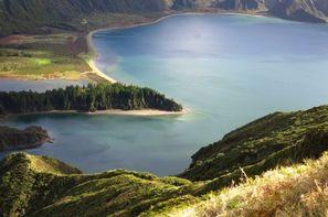 Combiné hôtels 2 iles Découverte des Açores