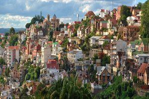 Madagascar-Antananarivo, Combiné hôtels Madagascar- Nosy Be L'ile Aux Parfums