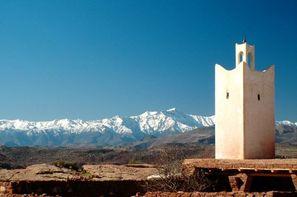 Maroc-Marrakech, Combiné circuit et hôtel  Boucles Sahariennes en 4x4 et Framissima Les Idrissides & Spa (Labranda Rose)