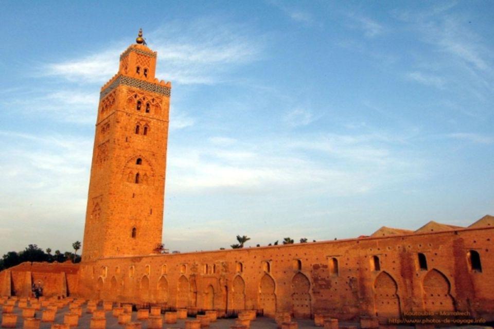 Combiné circuit et hôtel Grand Sud Marocain & Extension au Kappa Club Royal Atlas Agadir Marrakech Maroc