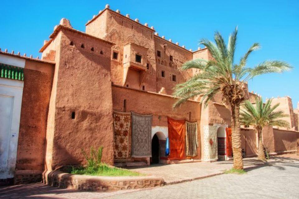 Combine Hotels De Marrakech A Ouarzazate Ville Rouge Et Cœur Du Desert 4 Maroc Promovacances