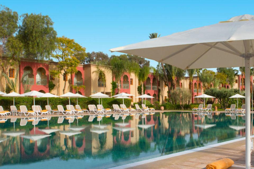 Combiné hôtels Marrakech / Agadir : Kappa Club Iberostar Palmeraie Marrakech 4* Kappa Club Royal Atlas Agadir Marrakech Maroc