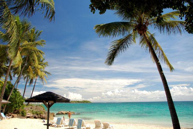 Martinique : Combiné hôtels 2 iles : Bakoua + Auberge De La Vieille Tour