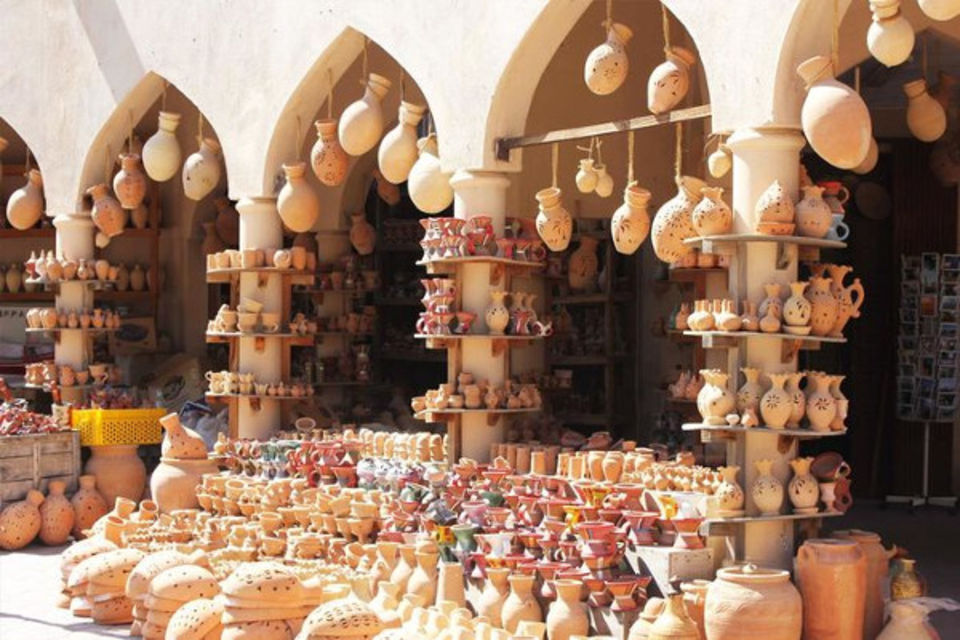 Combiné circuit et hôtel Oman & Bravo Club Sifawy Mascate Oman