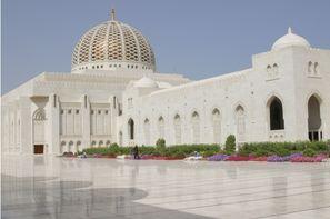 Oman-Mascate, Combiné circuit et hôtel Merveilles Omanaises