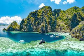 Combiné hôtels - Manille & Plages de Plalawan