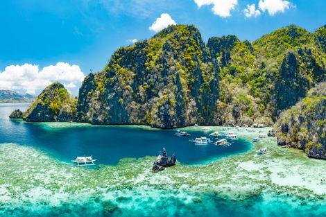 Philippines-Manille, Combiné hôtels - Manille & Plages de Plalawan