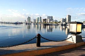 Combiné hôtels De Manille aux sables de Puerto Galera