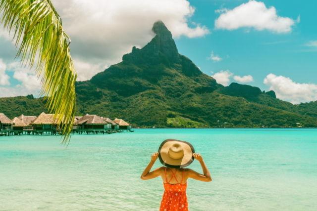 Polynesie Francaise : Combiné hôtels 4 îles : Tahiti, Moorea, Raiatea et Bora Bora