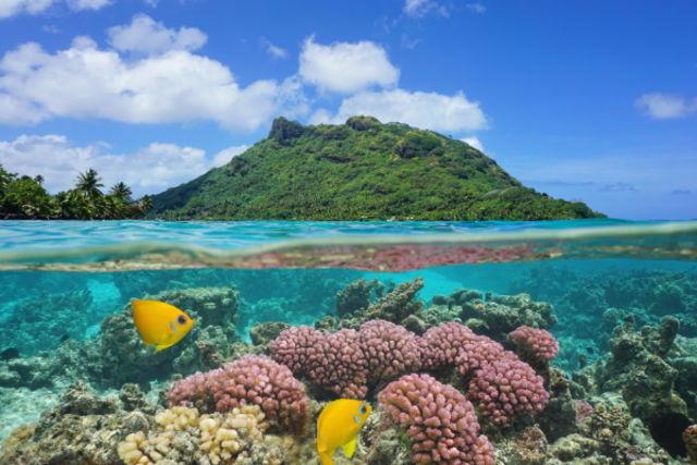 Polynesie Francaise : Combiné hôtels 4 îles : Tahiti, Huahine, Bora Bora et Moorea