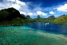 Polynesie Francaise - Papeete, COMBINE DEUX ILES : TAHITI ET MOOREA
