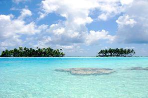 Combiné hôtels Deux îles Tahiti et Moorea en Pensions de Famille