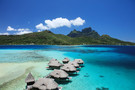 Polynesie Francaise - Papeete, COMBINE TROIS ILES: MERIDIEN/SOFITEL : Tahiti, Moorea et Bora Bora 4/5*