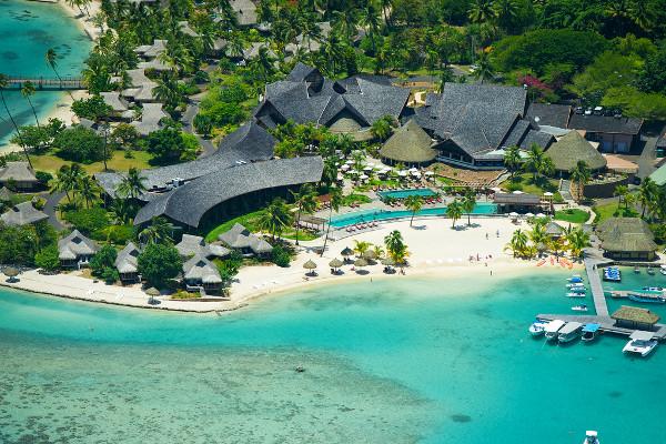 Intercontinental Moorea - Trois îles Intercontinental / Maitai: Tahiti, Mooréa et Bora Bora Combiné hôtels Trois îles Intercontinental / Maitai: Tahiti, Mooréa et Bora Bora Papeete Polynesie Francaise