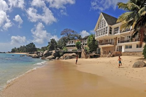 Seychelles-Mahe, Hôtel Combiné 2 îles - Bliss Hotel Praslin & Bliss Hotel Mahé 4*