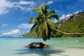 Seychelles-Mahe, Combiné hôtels 3 îles- Berjaya Praslin & Patatran & Berjaya Beauvallon 3*