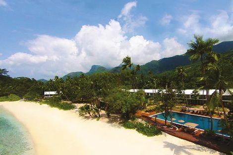 Seychelles-Mahe, Combiné hôtels 2 Iles : Mahé+ Praslin Avani Seychelles Barbaron + l'Archipel 4*