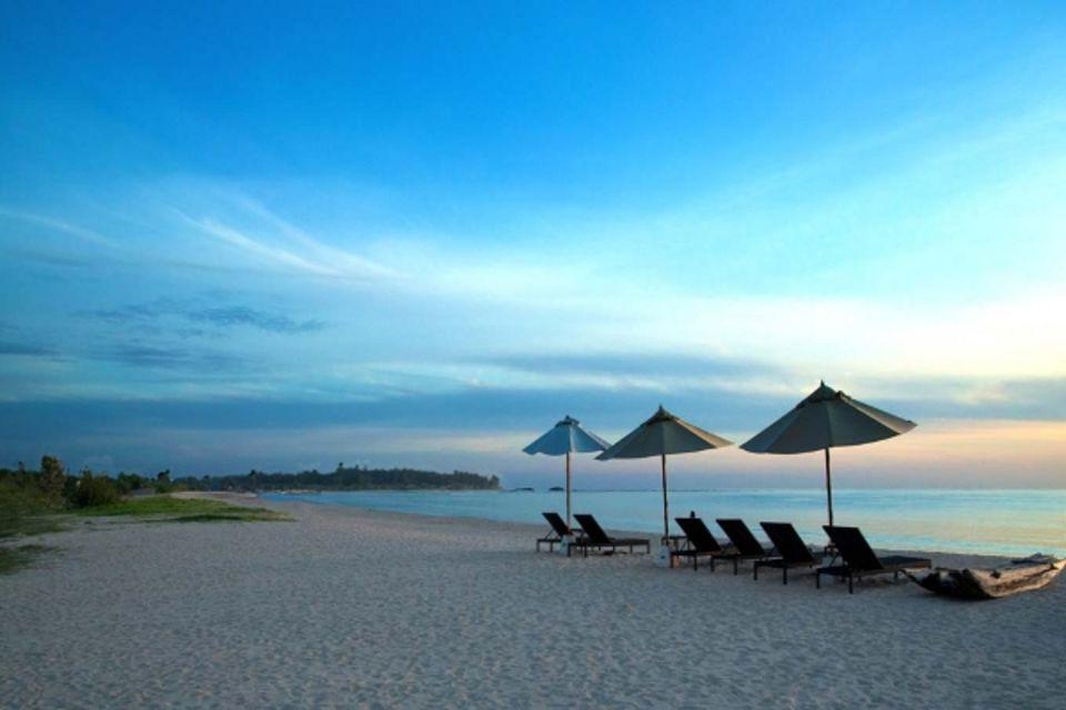Combiné circuit et hôtel Découverte du Sri Lanka 4* & 5*+ Extension Maalu Maalu Resort Colombo Sri Lanka