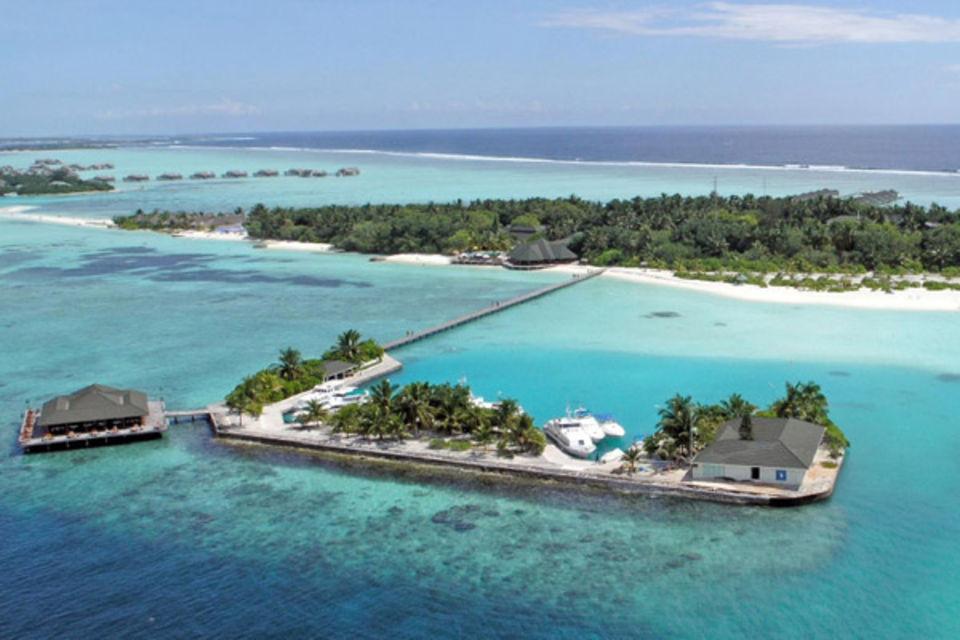 Combiné circuit et hôtel Sri Lanka Authentique 3* + Maldives au Paradise Island Colombo Sri Lanka