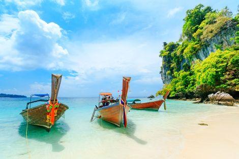 Thailande-Bangkok, Combiné hôtels - 2 îles : Koh Samui & Koh Phangan 4*