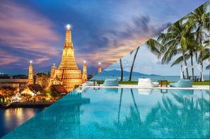 Combiné hôtels - Court séjour Bangkok & Koh Samui au Samui Palm Beach