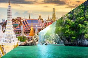 Combiné hôtels - Court séjour Bangkok & Phuket à l'Andaman Seaview