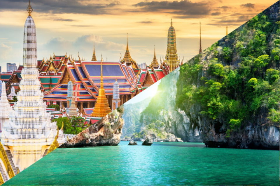 Combiné hôtels - Court séjour Bangkok & Phuket à l'Andaman Seaview Phuket Thailande
