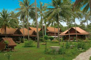 Thailande-Bangkok, Combiné hôtels Bangkok & Ban Saphan 3* sup