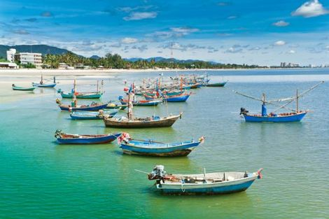 Thailande-Bangkok, Combiné hôtels FRAM Bangkok et plage de Hua Hin 4*