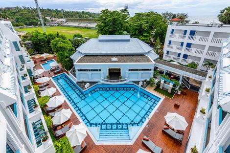 Thailande-Bangkok, Combiné hôtels - Court séjour Bangkok & Phuket à l'Andaman Seaview 4*
