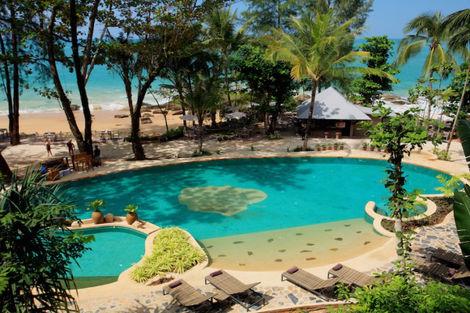Thailande-Bangkok, Combiné hôtels Bangkok & Khao Lak 4*