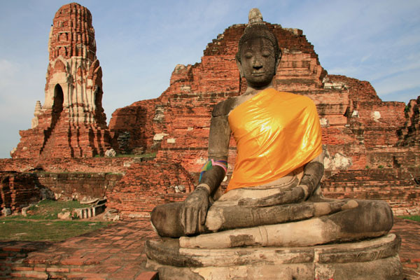 Site d'Ayuthaya Circuit Trésors du Siam et farniente à Jomtien au Ravindra5* Bangkok Thailande