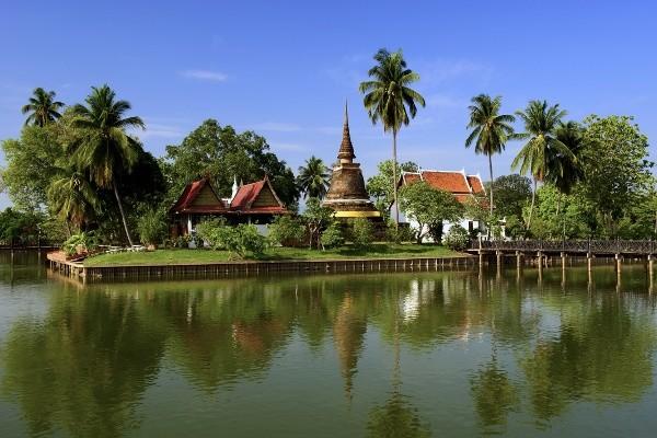 Sukhothai Circuit Trésors du Siam et farniente à Pattaya-Jomtien 3* Bangkok Thailande