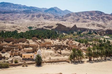 Tunisie-Djerba, Combiné circuit et hôtel Combiné Splendeurs du Sud + Aladin 3*
