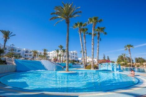 Tunisie-Djerba, Combiné circuit et hôtel Combiné aventure 4x4 + Seabel Aladin 3*