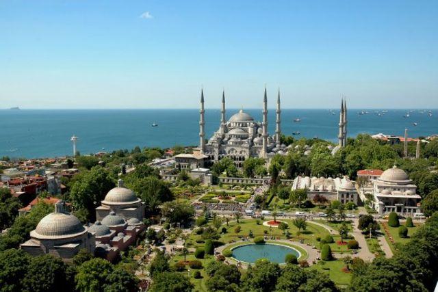 Turquie : Combiné circuit et hôtel Des rives du Bosphore à la Méditerranée et séjour au Framissima Crystal Flora Beach Resort