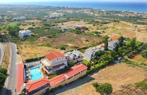 Crète-Analipsis, Hôtel Villa Marina 3*