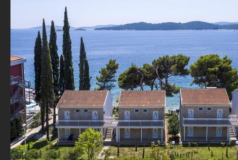 Hôtel Villas Bellevue Dubrovnik Cote Dalmate Croatie et Côte Dalmate