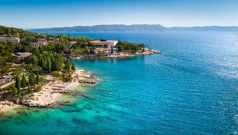Hôtel Allegro Hotel Pula Croatie et Côte Dalmate
