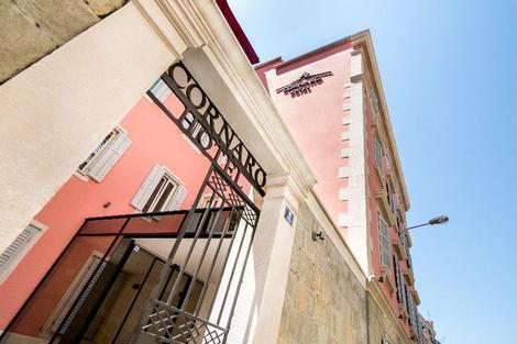 Hôtel Cornaro Hotel Split Croatie et Côte Dalmate