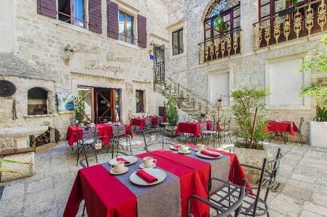 Hôtel Palace Derossi Split Croatie et Côte Dalmate
