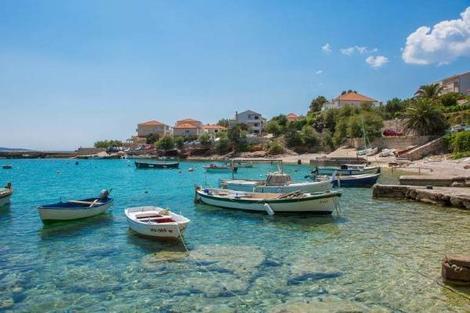 Croatie-Split, Hôtel Pansion Marjan 3*