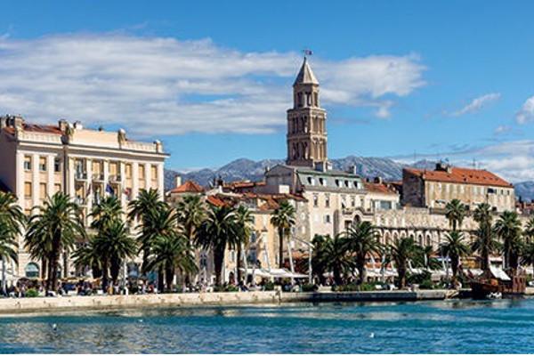 ville Croisière A Bord du MV IL Mare Dubrovnik Croatie