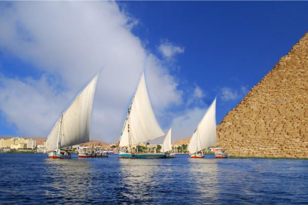 felouques - Sur le Nil AI Croisière Sur le Nil AI5* Louxor Egypte