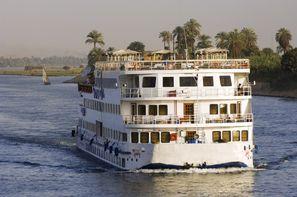 Egypte-Louxor, Croisière Sur le Nil AI 5*