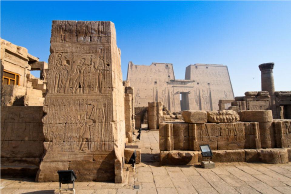 Croisière Sur le Nil Avec Excursions Louxor Egypte