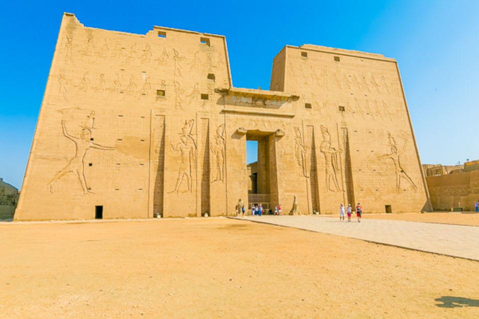 Croisière Sur le Nil Sans Excursions Louxor Egypte