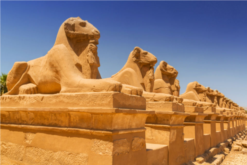 Croisière Sur le Nil all inclusive avec excursions Louxor Egypte