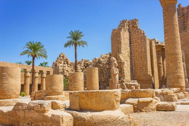 Egypte : Croisière Sur le Nil Avec Excursions