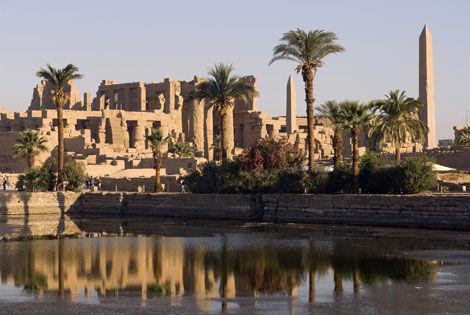 Temple de Karnak Croisière Sur le Nil Avec Excursions5* Louxor Egypte